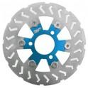 Плаващ диск преден Ø 240 син MBK NITRO / YAMAHA AEROX