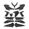 Комплект споийлери за YAMAHA TMAX 500 (2008-2012) (13 броя)