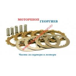 Съединител MVT RACING 5 диска SENDA Euro 2 / Euro 3