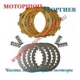 Съединител MVT RACING (5 диска) MINARELLI AM6 (EMB 10) 80cc