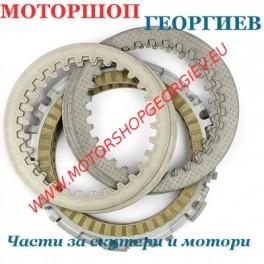 Съединител дискове FCC YAMAHA TMAX 500cc 2001-2011