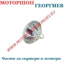 Халогенна лампа 12V 20W Ø50мм