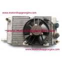 Радиатор за водно охлаждане на  MBK Yamaha 125cc 150cc 180cc