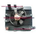 Радиатор за водно охлаждане на  Yamaha - 250cc