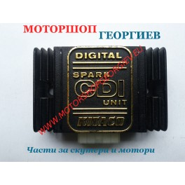 Електронно запалване (CDI)  / втора употреба /  marka: KITACO  DIGITAL  Spark CDI  Unit  Yamaha TZR 50