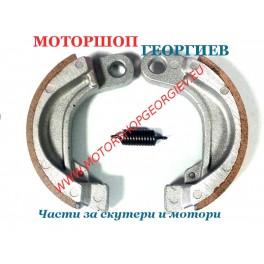 Накладки барабанни - 100 х 22мм - Honda Peugeot