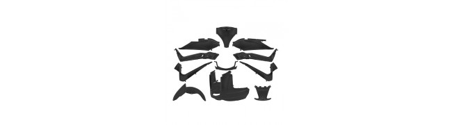 Спойлери YAMAHA XMAX / MBK SKYCRUISER 125 (2001-2010)