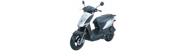 Спойлери KYMCO AGILITY 50 / 125 cc