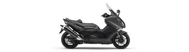 Спойлери YAMAHA T-MAX 530 2012