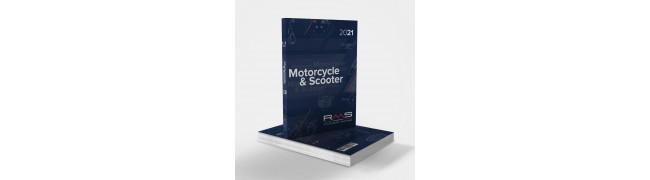 Каталози за спирачни дискове на скутери и мотори